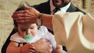 Sofie en Bob worden gedoopt