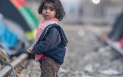 Stil staan bij vluchtelingen in de Adventstijd
